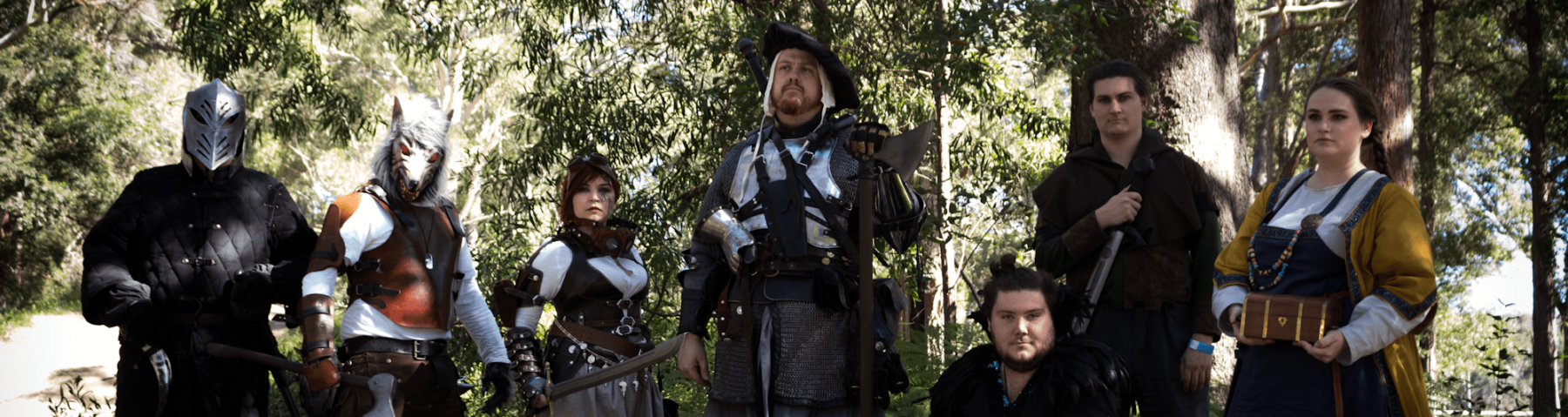 The Obsidian Chronicles LARP